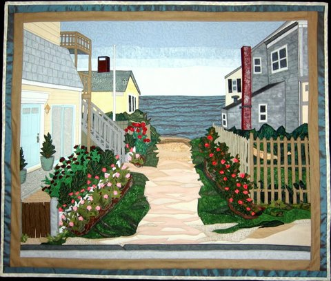 Provincetown_Beach_Path 28in. x 33in.