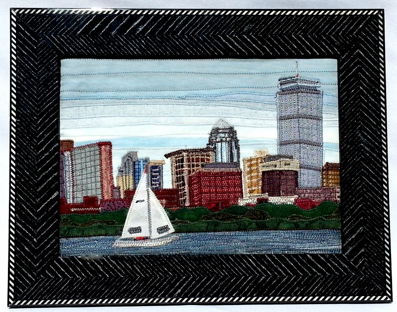 Sailing Along 5 in. x 7 in. quilt (800x628)