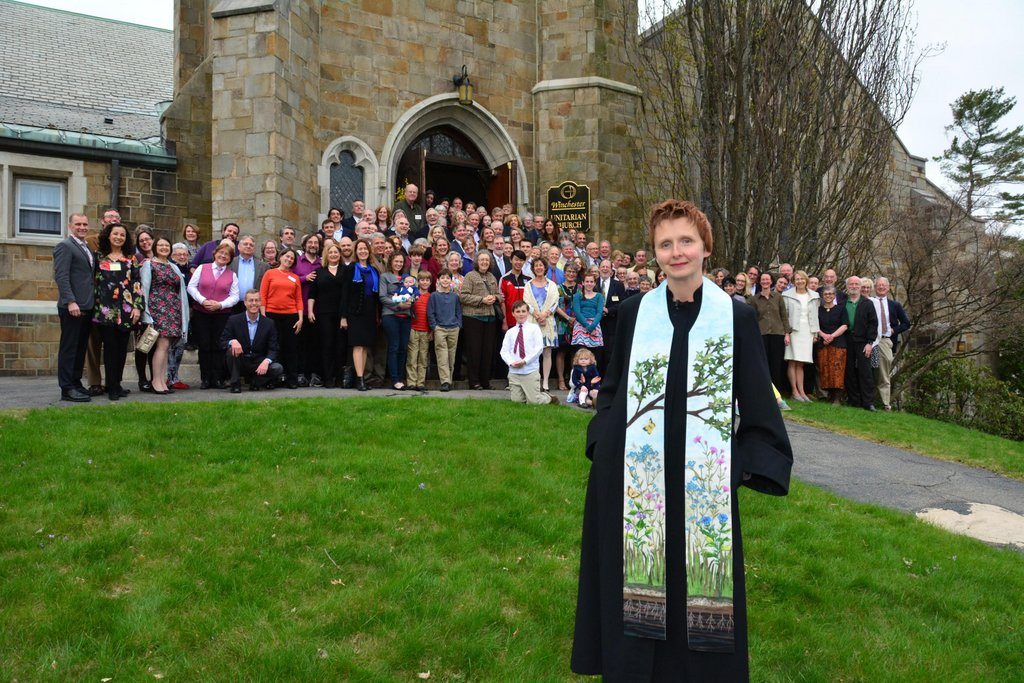 Heather and Congregation